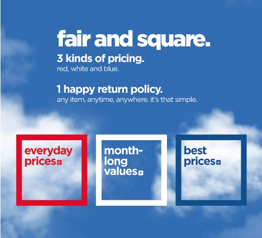 JCP fair and square pricing