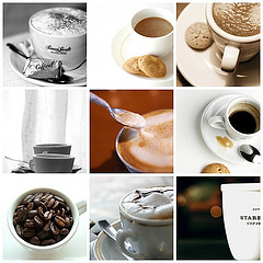 9 coffe favorites by Lali Masriera