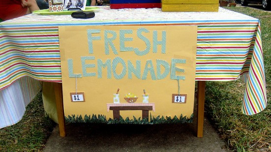 Fresh Lemonade by amy.gizienski