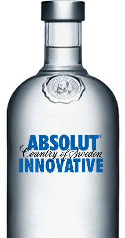 Absolut Innovative by graells, Flickr