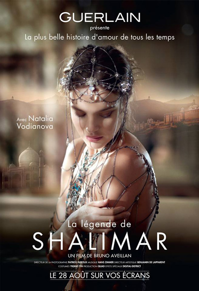 Legend of Shalimar Print Ad 2013