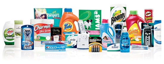 P&G Beauty and Science Brands