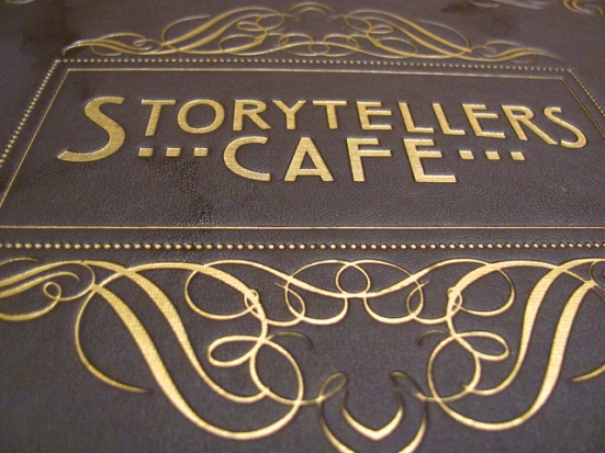 Storytellers Cafe by Loren Javier, flickr
