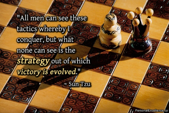 Strategy by Celestine Chua, Flickr