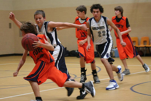 Georgetown Fury Youth Basketball by Shane Pope, Flickr